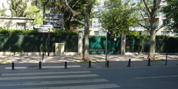 Accès au cabinet de psychologue de Rueil-Malmaison par le RER A